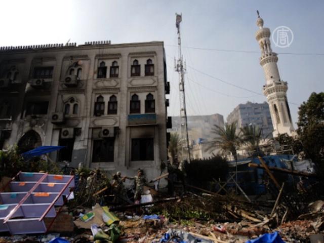 Египет готовится к новому насилию