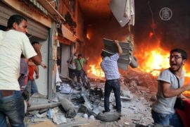 В Ливане в завалах ищут жертв теракта