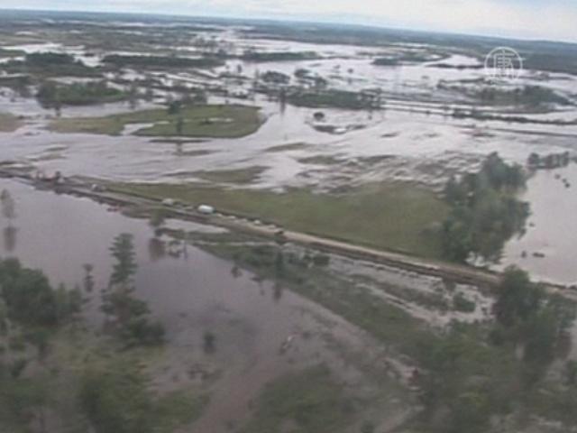 Дальний Восток эвакуируют из-за наводнений