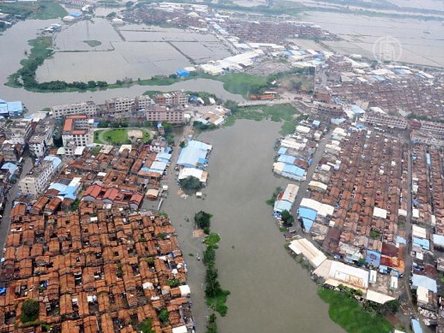 КНР: почему СМИ замалчивают число жертв наводнения?