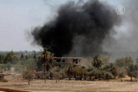 Газовая атака под Дамаском: более 200 погибших