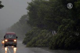 Тайфун «Трами» ударил по Тайваню, есть жертвы