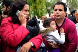 Туристов в Акапулько перепугало землетрясение