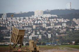 На Израиль из Ливана было запущено 4 ракеты