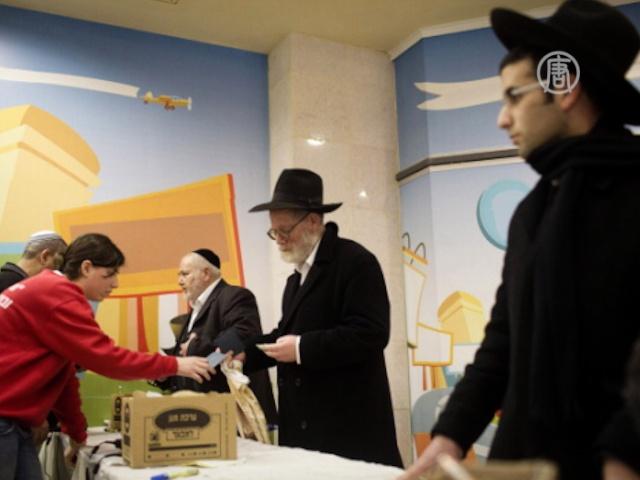 Израильтянам начали раздавать противогазы