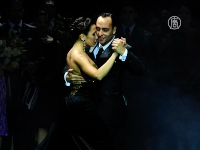 В Аргентине выбрали лучших танцоров танго 2013