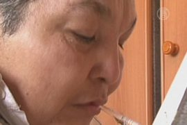 Казахский художник без рук рисует ради мира