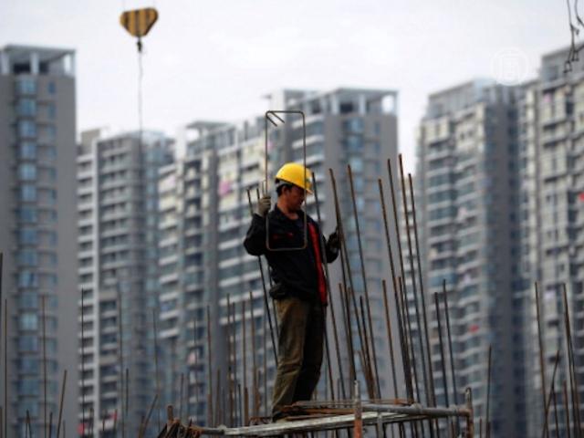 Экономику Китая подрывает земля