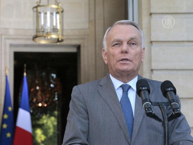Франция не будет атаковать Асада в одиночку