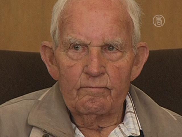 Нацистский преступник попал в суд в 92 года