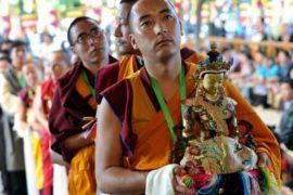 Тибетцы в изгнании отметили 53 День демократии