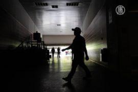 Пол-Венесуэлы осталось без света