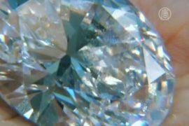 Редкие бриллианты отправились в турне по миру