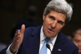Госсекретарь США торопит с ответом по Сирии
