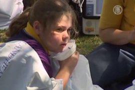 Школьники в Брисбене отравились газом