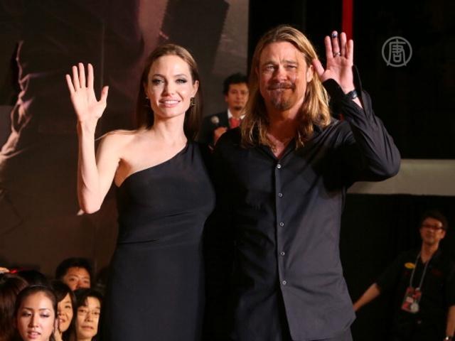Джоли наградят «почётным Оскаром»