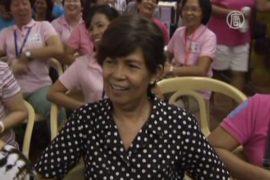 «Йога смеха» помогает онкобольным