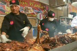 В Перу открылась крупнейшая ярмарка еды