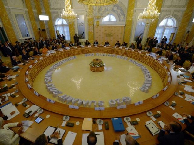 Итоги первого дня саммита G20