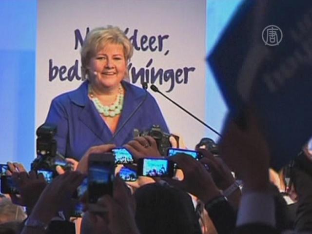 Во главе Норвегии встанет оппозиция