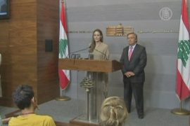 Анжелина Джоли встретилась с сирийскими беженцами