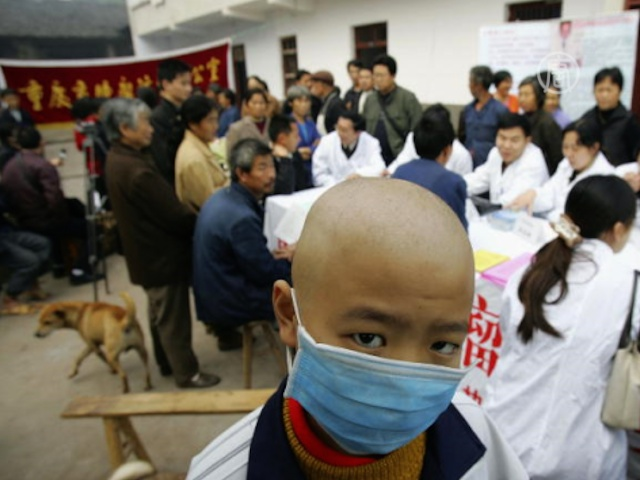 Каждую минуту от рака в КНР умирает 5 человек
