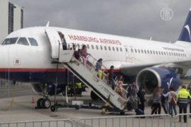 Германия примет 5000 беженцев из Сирии