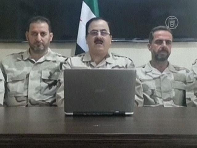 Повстанцы Сирии отвергли план Москвы