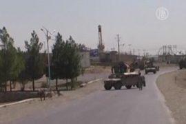 На консульство США в Афганистане напали талибы