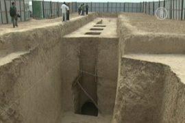 Нашли гробницу одной из самых влиятельных китаянок
