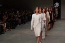 NYFW: апокалиптичная весна от Calvin Klein