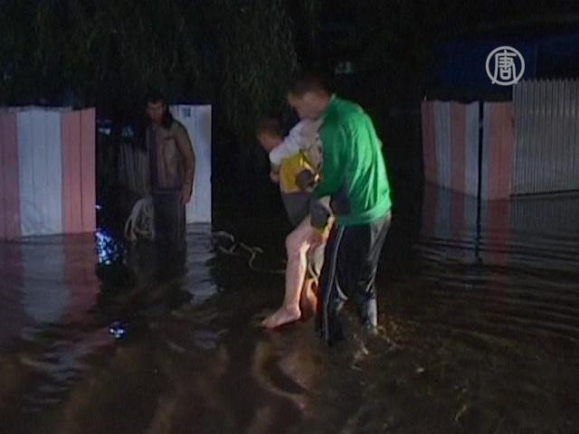 Наводнение в Румынии: не менее 7 погибших