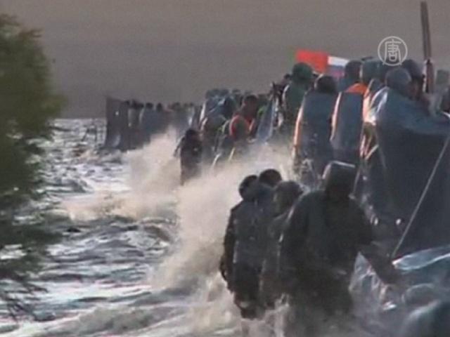 Спасатели «не отдают» Комсомольск-на-Амуре