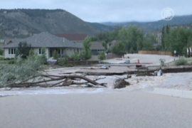Наводнение в Колорадо: сотни пропавших без вести