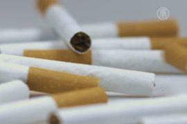 В Украине год действует запрет на рекламу сигарет