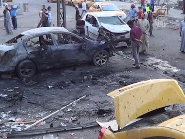 Серия взрывов в Ираке: 32 человека погибло
