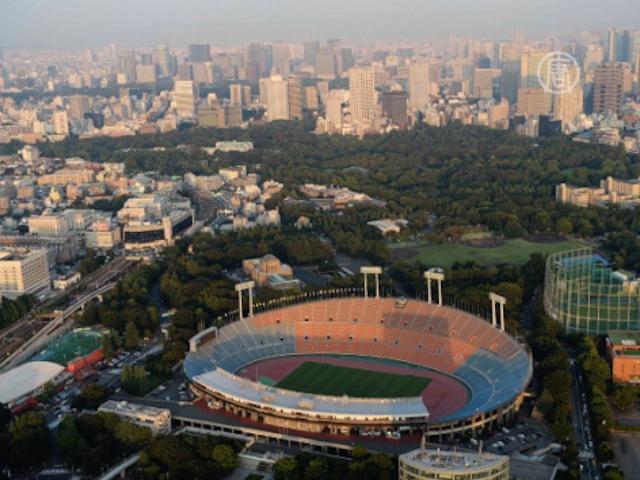 Спустя 50 лет японца опять выселяют ради Олимпиады