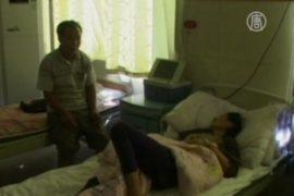 Китаянка выжила, проведя 2 недели на дне колодца