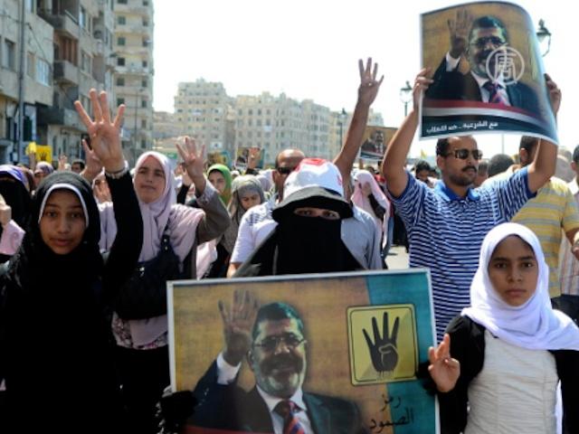 Суд Египта запретил «Братьев-мусульман»