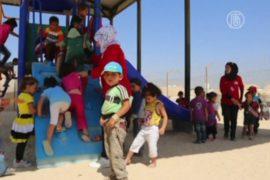 Сирийские беженцы в Ливане смогут пойти в школу