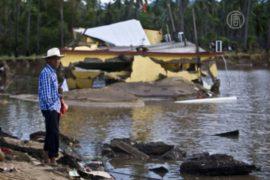 Наводнения в Мексике не отступают