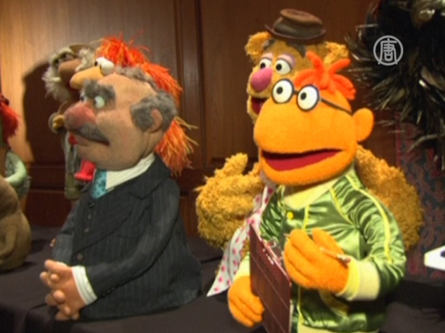 Персонажи «Маппет-шоу» переехали жить в музей