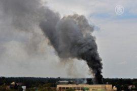 Кения скорбит по жертвам теракта в торговом центре