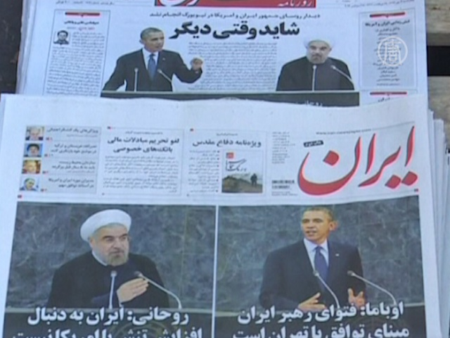 Израиль не верит заявлению президента Ирана