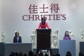 Аукционный дом Christie's дебютирует в Китае