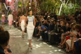 Christian Dior показал зловещую женственность