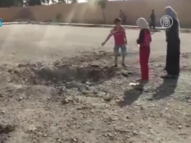 Повстанцы: в Сирии обстреляли школу