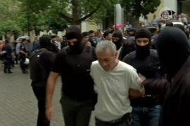 В Греции судят неонацистских парламентариев
