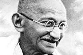 Далай-лама призвал чтить ценности Махатмы Ганди