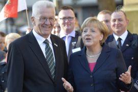 В Германии отметили День единства